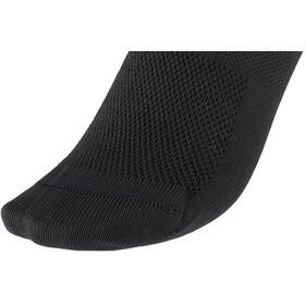 Cube Blackline Calcetines Corte Medio, negro